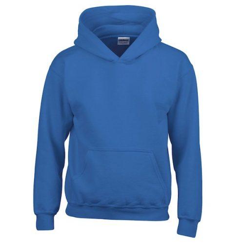 gildan-hooded-sweat-royal-blue